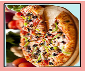 best offers on pizza's, best offers on burgers