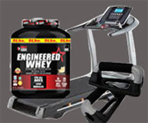 best offers on fitness machinery,offers on body products